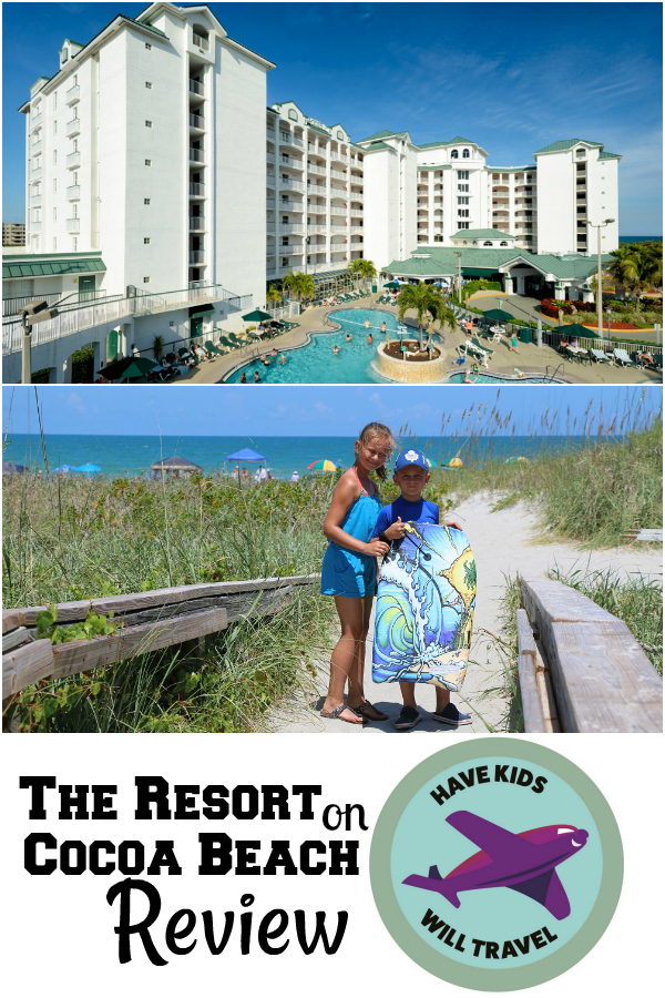 TRAVEL STORIES: THE RESORT ON COCOA BEACH