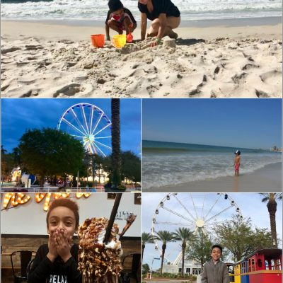 TRAVEL STORIES: KID-FRIENDLY THINGS TO DO IN PANAMA CITY BEACH, FLORIDA