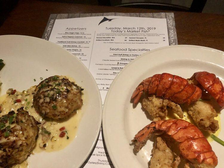 Marlin Food, Things to Do in Panama City Beach Florida