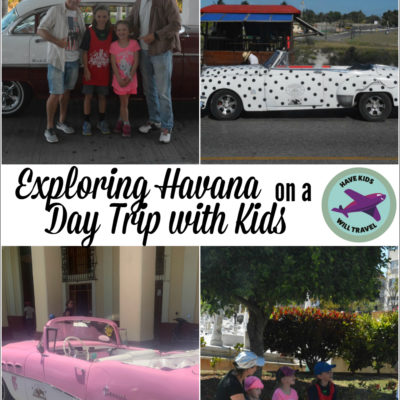WHAT TO DO ON HAVANA TOURS & DAY TRIPS WITH KIDS