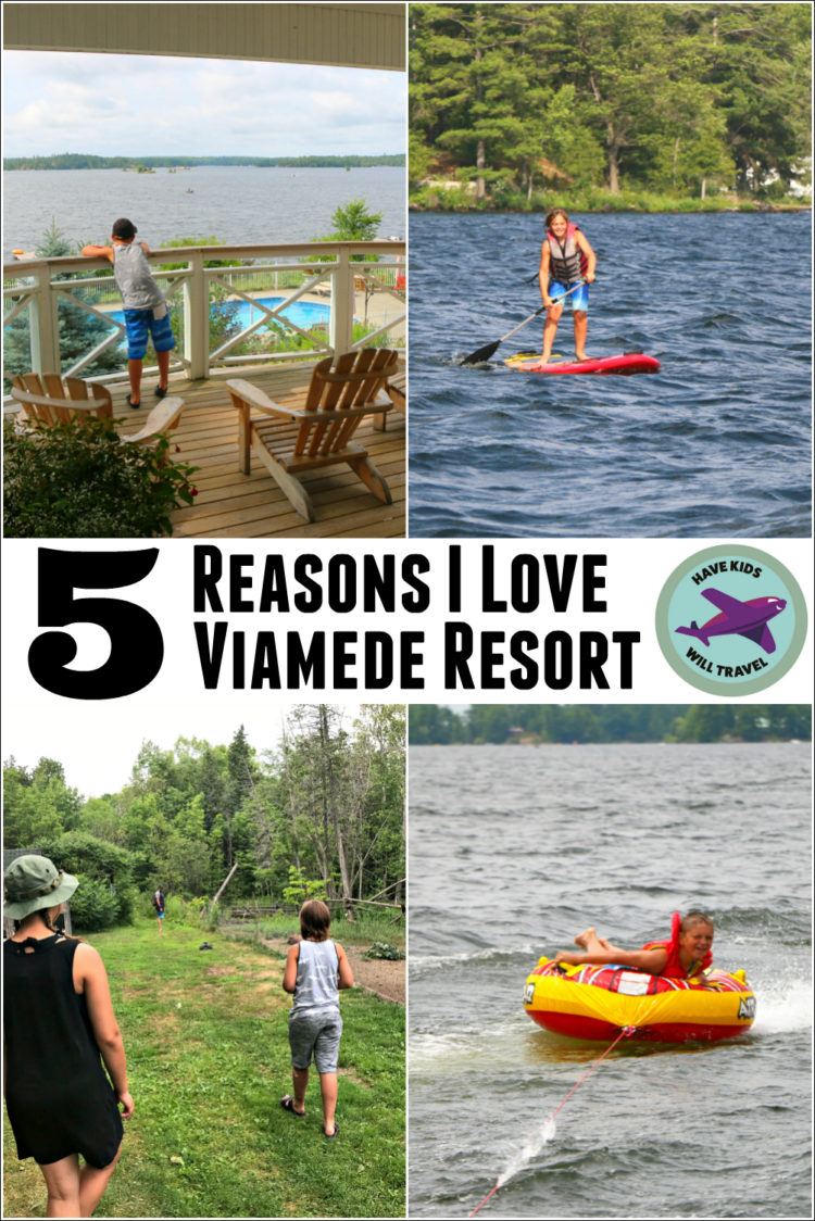 Why I love Viamede Resort