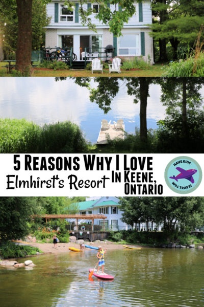 Elmhirst Resort in Ontario Review
